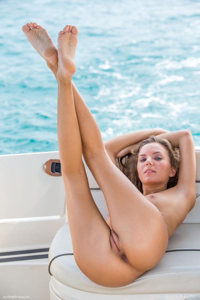 Clover naked katya Katya Clover
