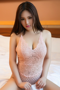 Curvy Asian Chick Peaches